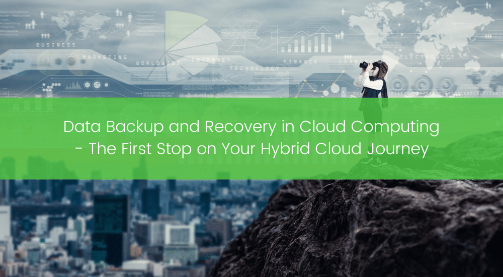 Data Backup and Recovery in Cloud Computing