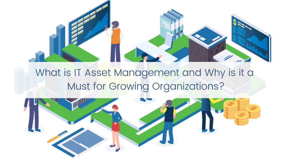 what is IT asset management